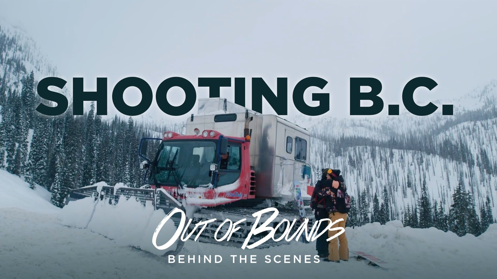 Out of Bounds - Behind the Scenes 9 - Shooting BC