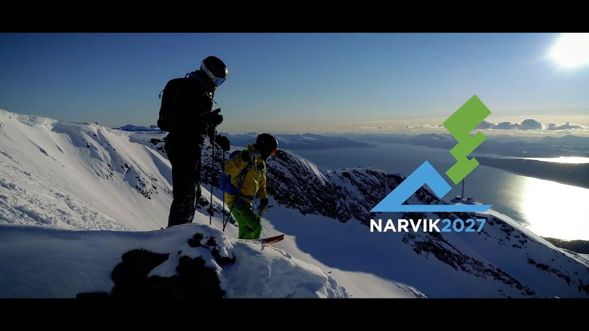 Alpint VM2027Nord-Norge