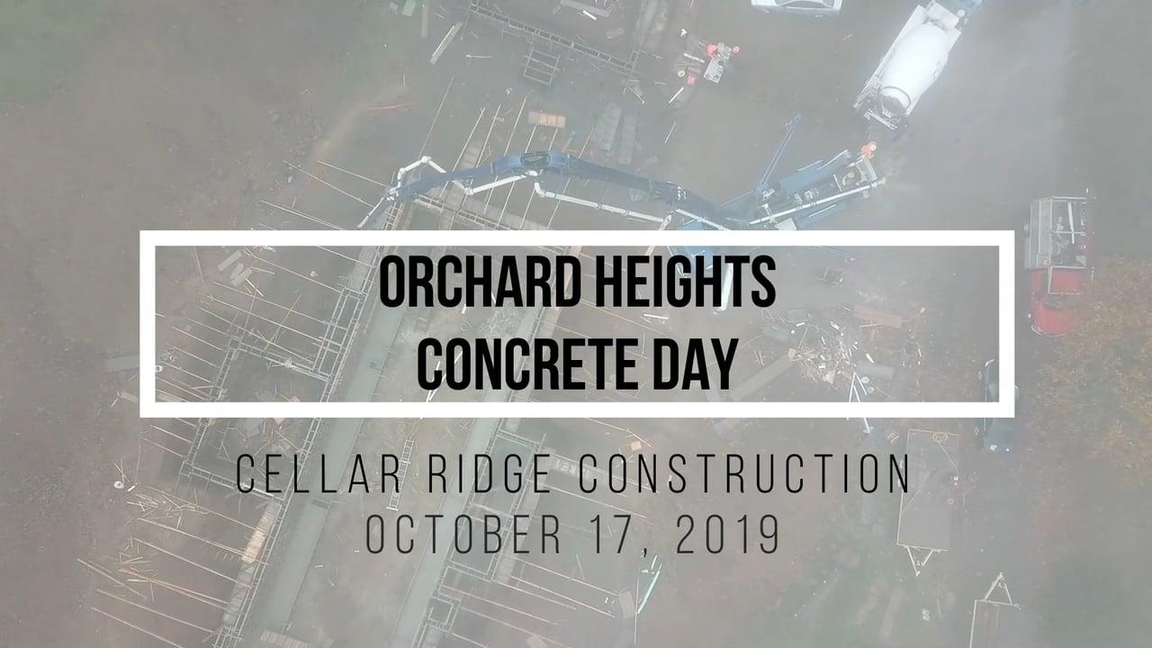 Hatchette Concrete Day