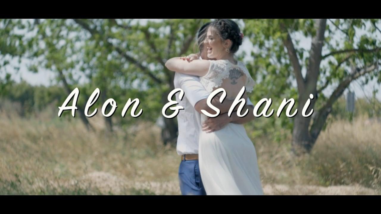 Alon&Shani Wedding Story