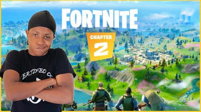 Fortnite Chapter 2 Is Here! - Stream Replay