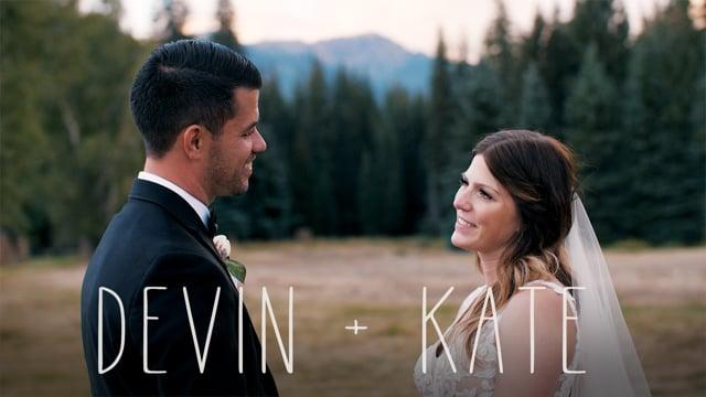 Devin + Kate