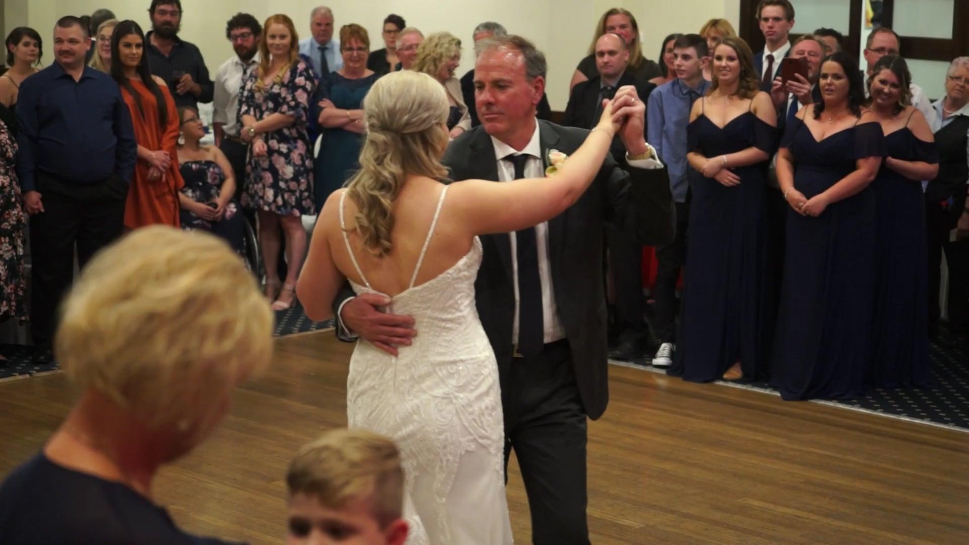 WGM Wedding Videographers | Courtney & Isaac Wedding Highlights