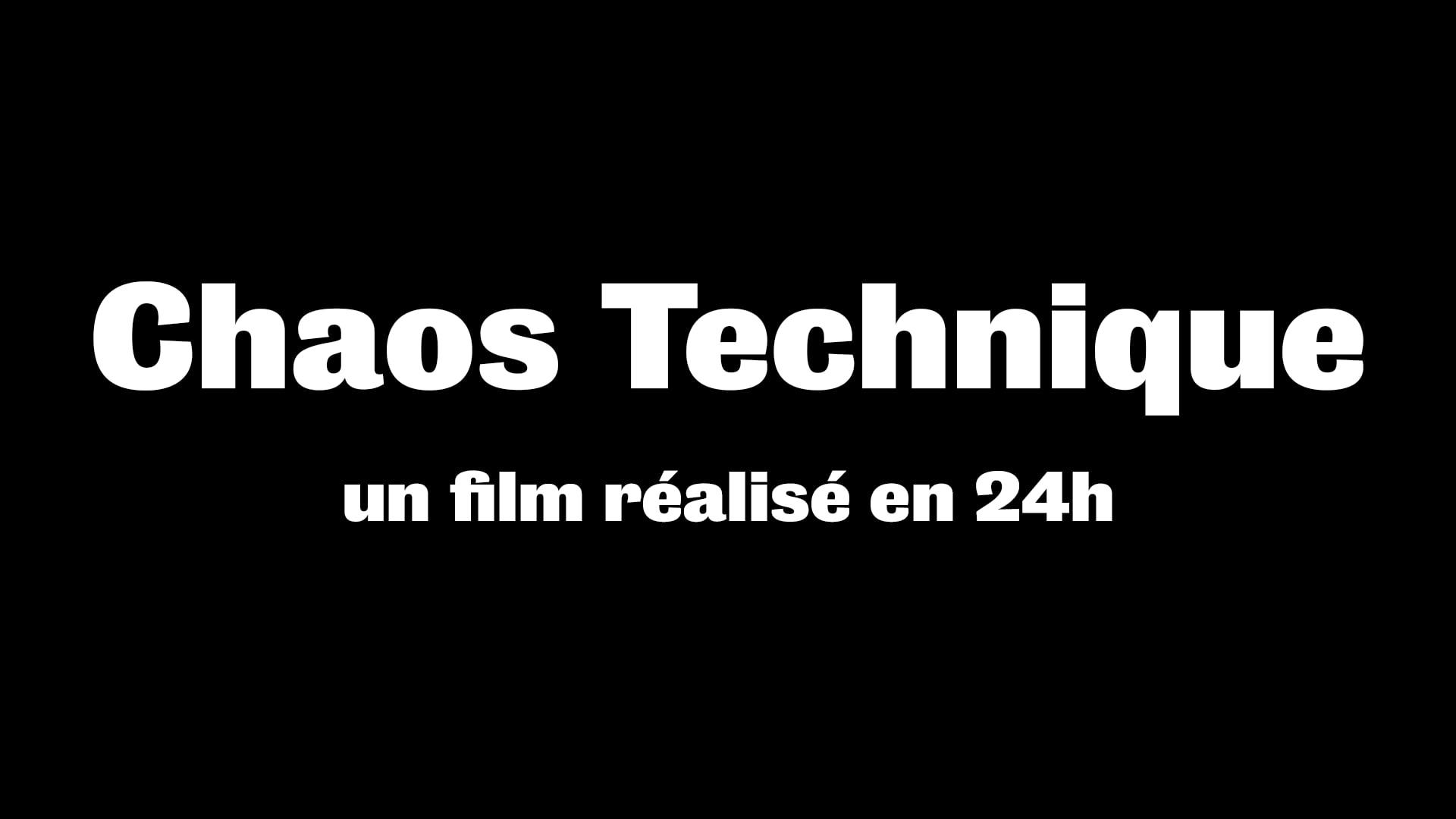 Chaos Technique - Jam du Chaos IHP