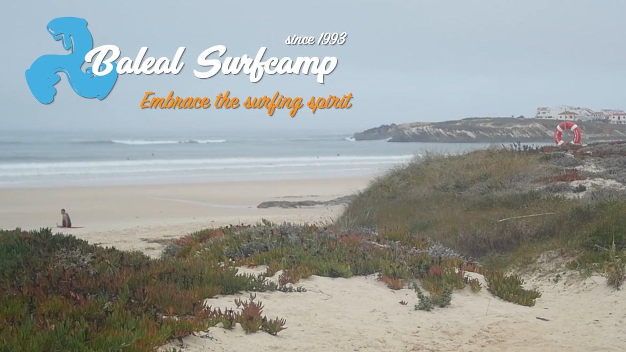 Baleal Surf Camp - Peniche, Portugal - WEEK 30/09/2019