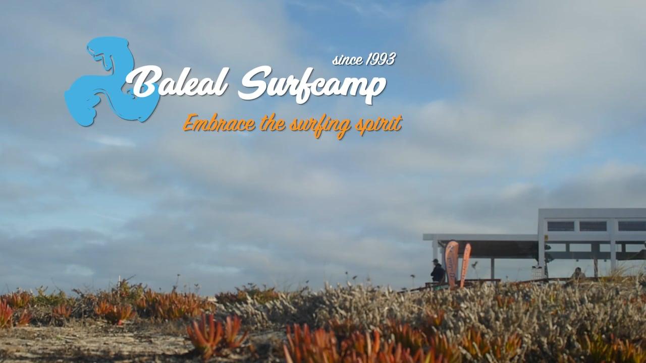 Baleal Surf Camp - Peniche, Portugal - WEEK 07/10/2019