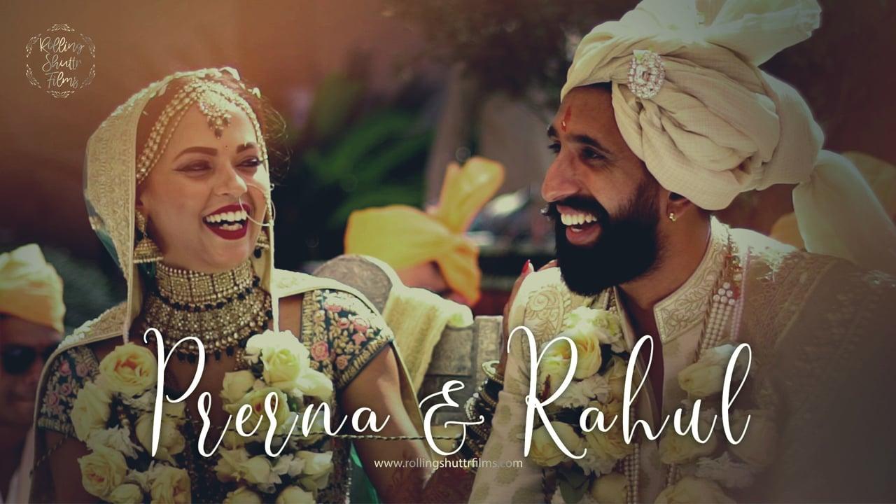 Prerna & Rahul | Trailer