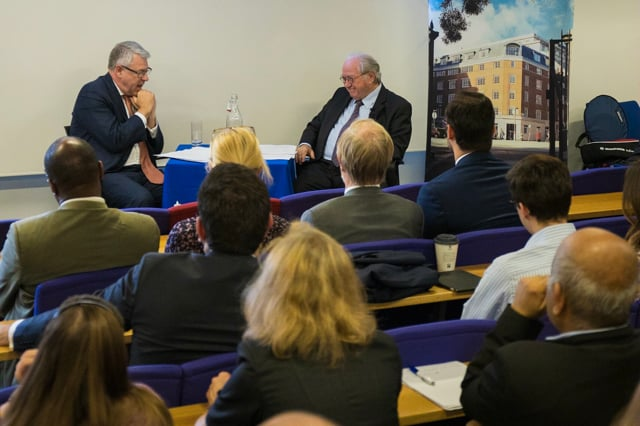 A Conversation with Prof. Julian Lew, QC with Audley Sheppard, QC