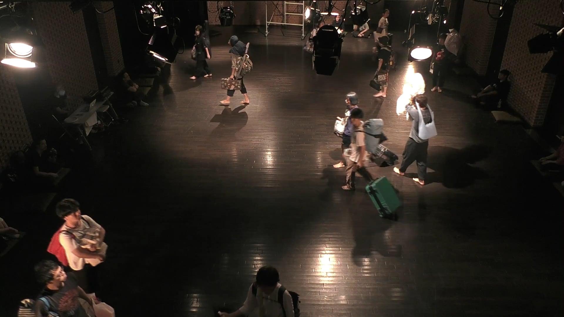 Heini Nukari x Marcelo Evelin × Shikoku Gakuin University  SHOWING