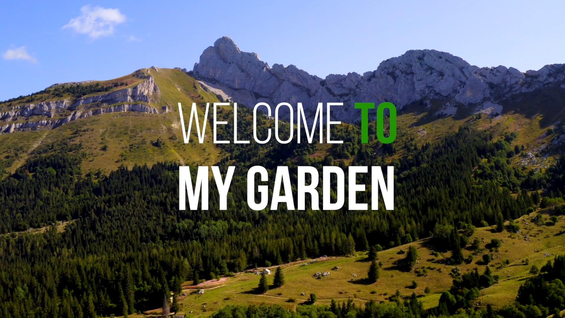 Welcome 2 my garden - épisode 1