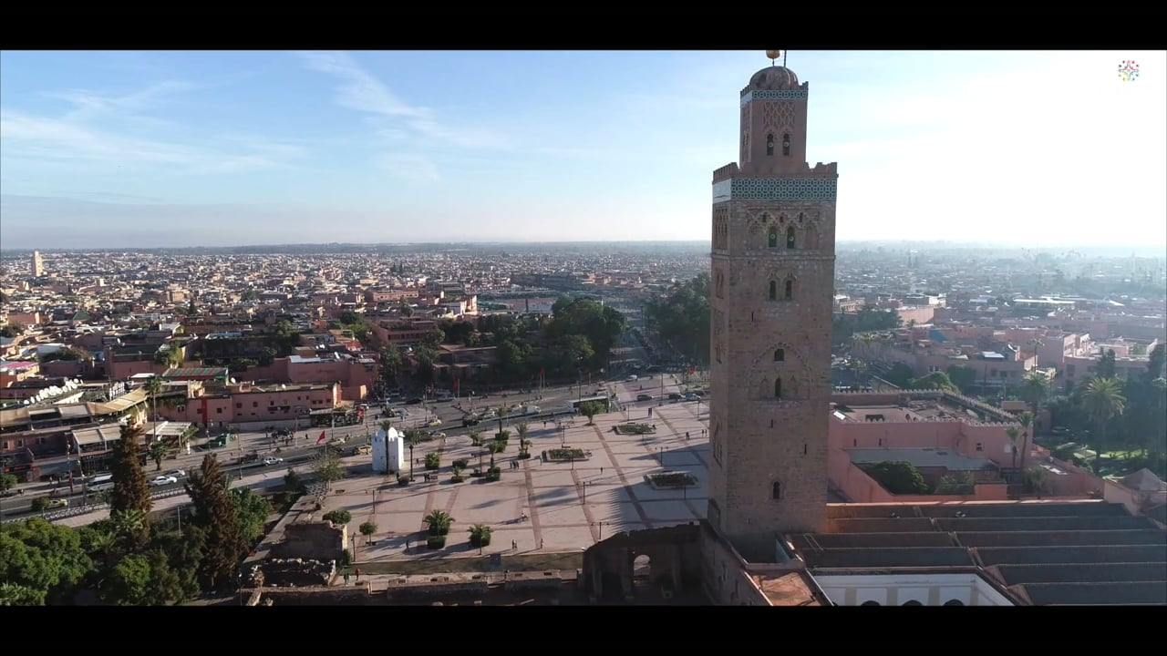 COMMERCIAL VIDEO FOR MY MOROCCO TRAVEL