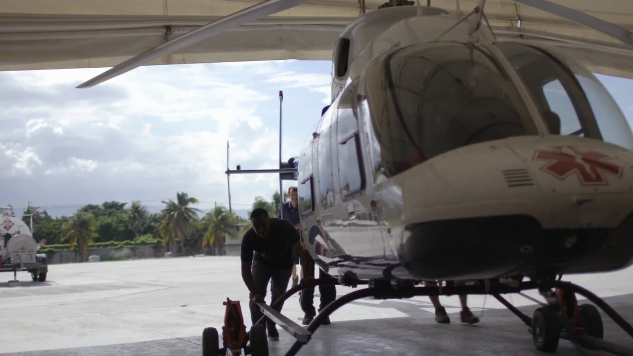 Haiti Air Ambulance