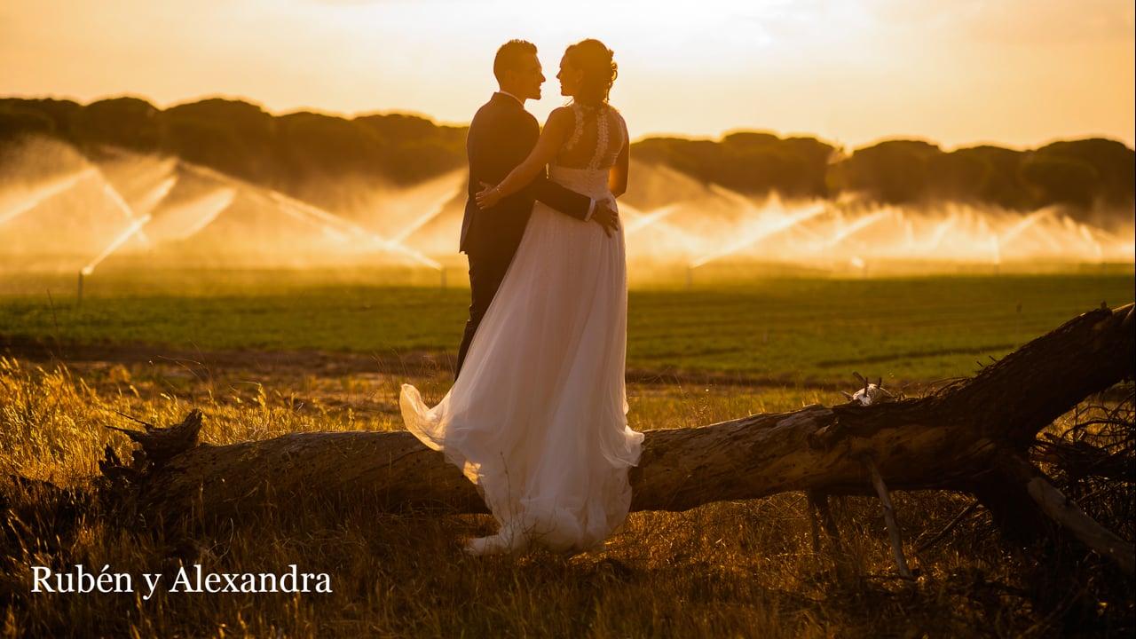 Boda de Rubén y Alexandra en Finca Puentes Mediana