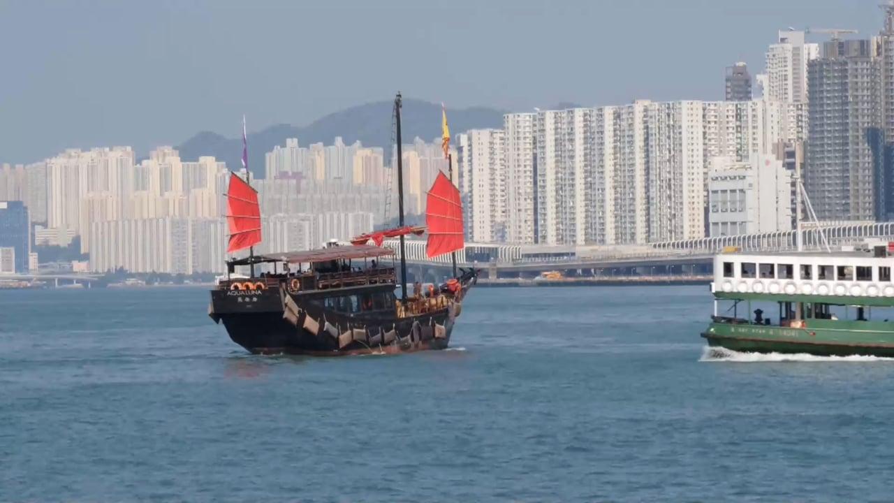 Hong Kong Protests with Mark Austin: debating tactics