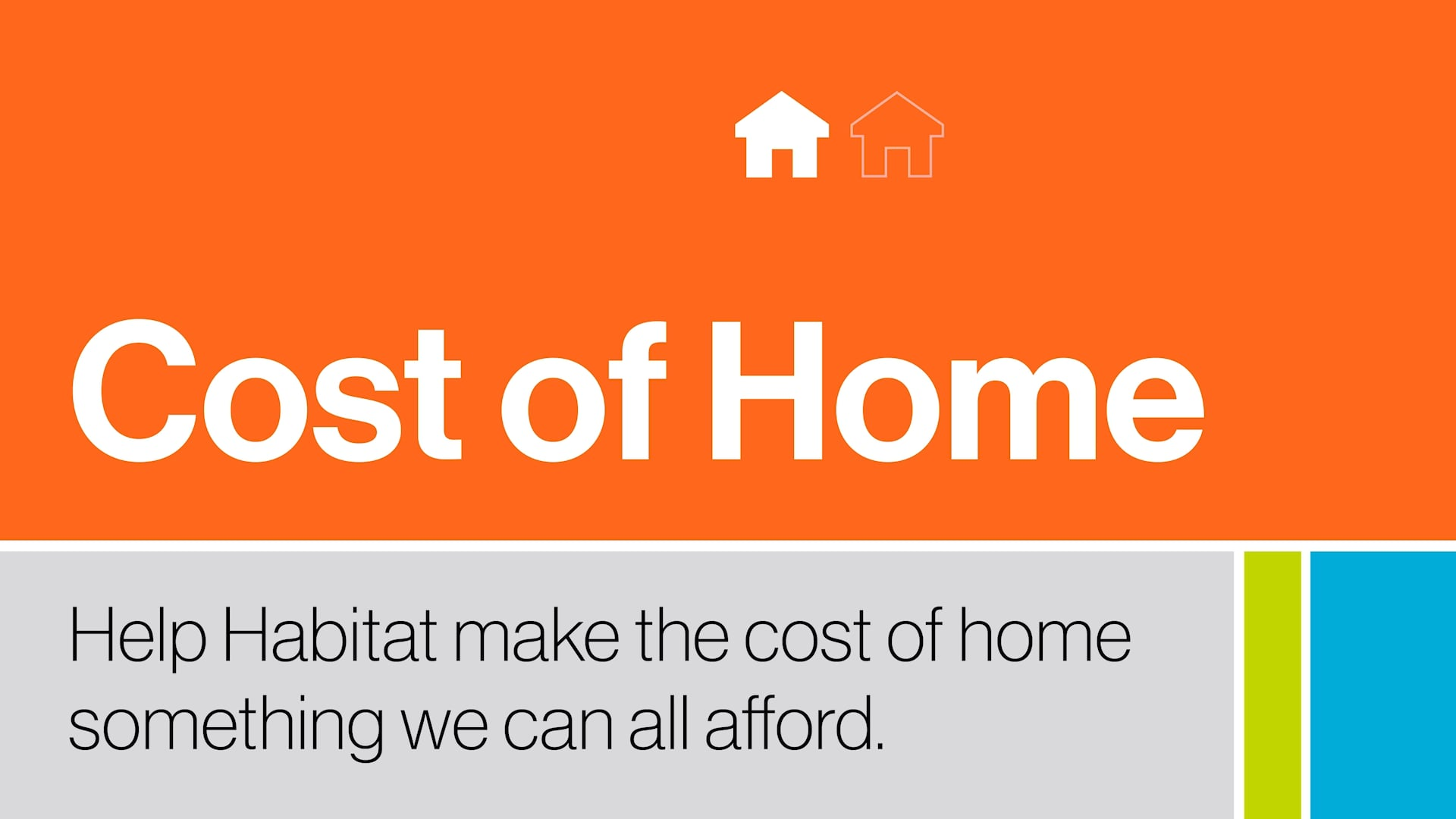 Cost of Home