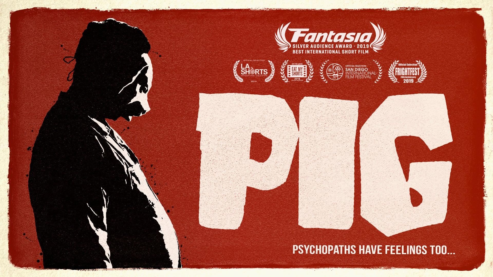 PIG - Original Music and Additional Sound Design