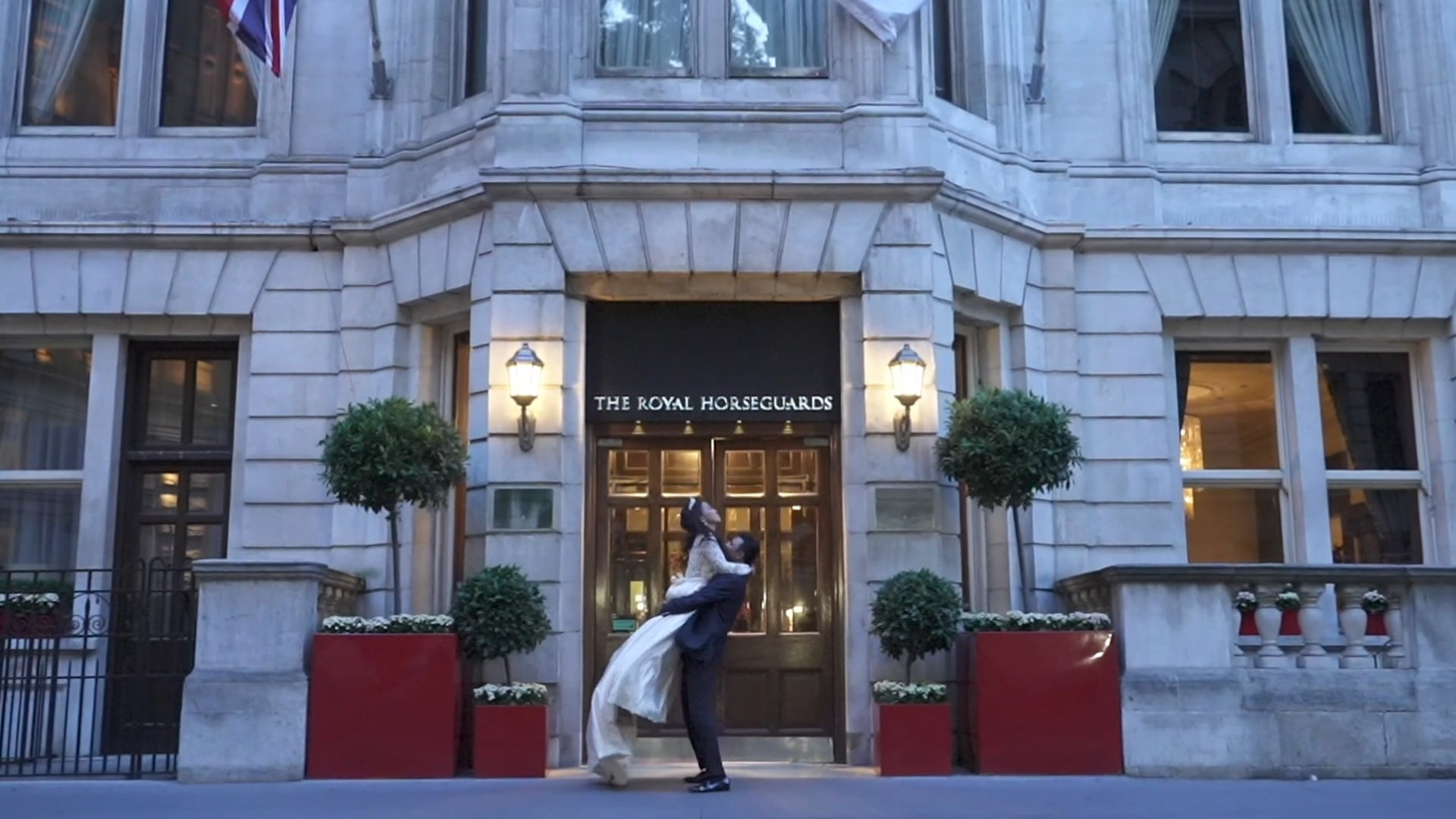 Luxury Multicultural Wedding at The Royal Horseguards Hotel in London