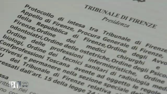 23/10/ 2019 Albo dei CTU, firmato il protocollo che da attuazione all'art.15 delle legge Gelli/Bianco sulle professioni sanitarie