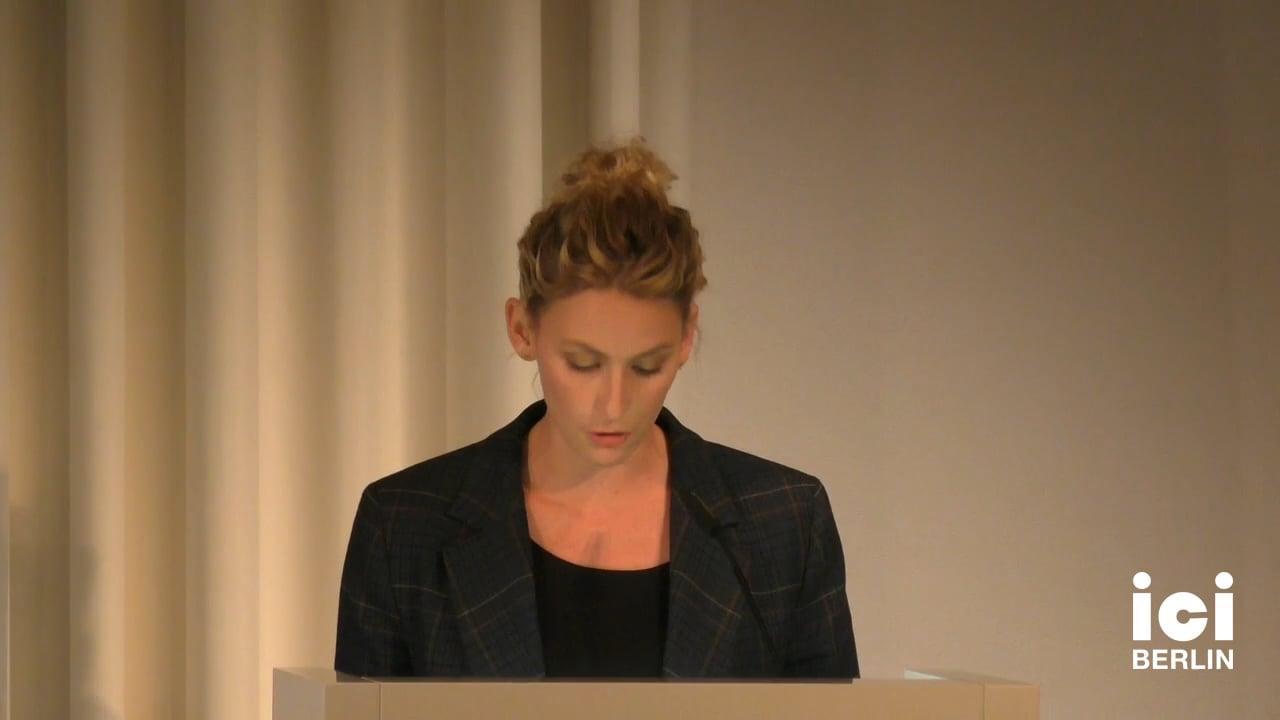Introduction by Sara Gebh