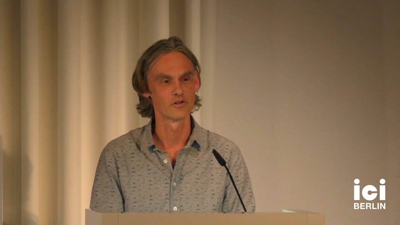 Talk by Allan Dreyer Hansen