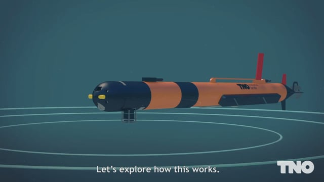 Autonomous Underwater Vehicles TNO  -  Studio Oostrum