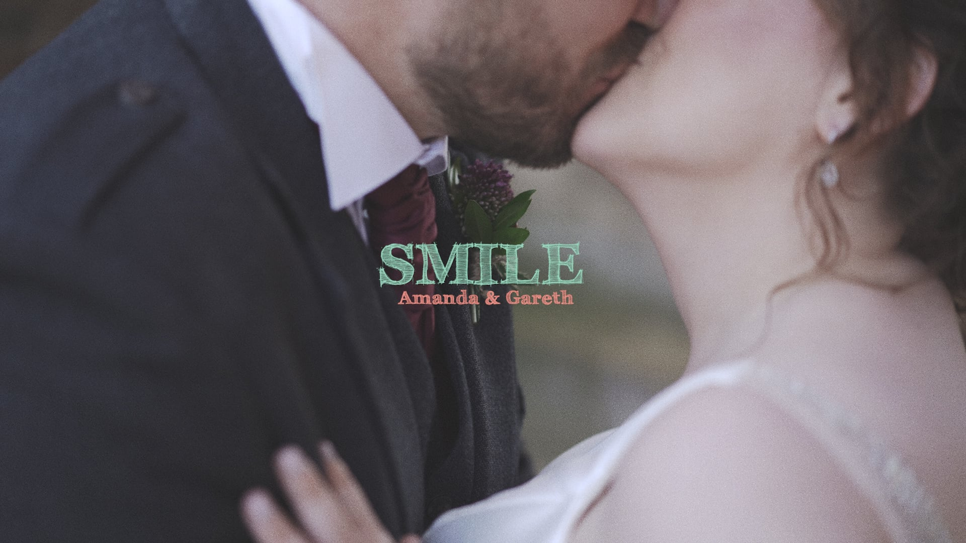 Smile by Amanda and Gareth