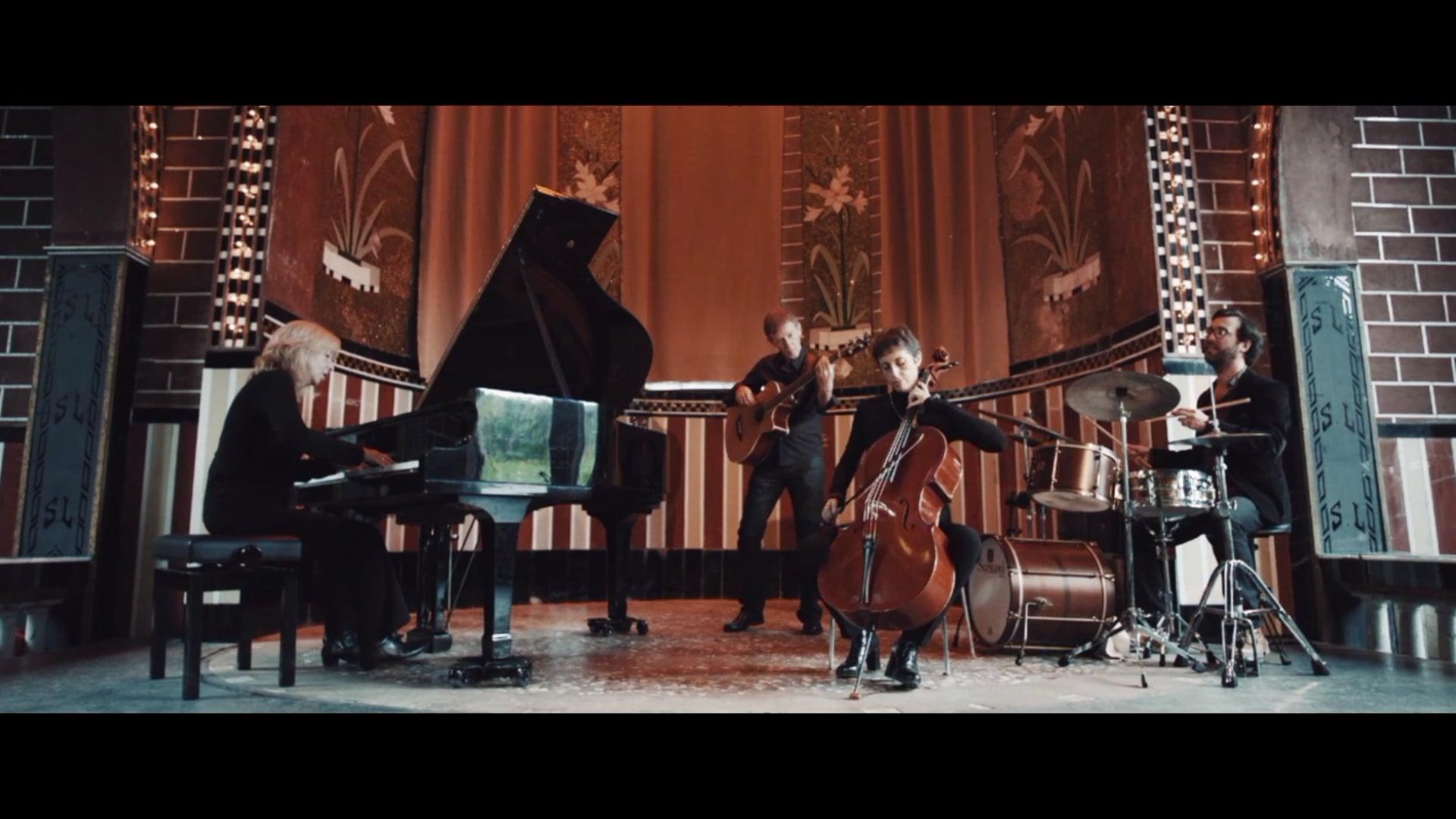 Anne Wolf Quatuor - Légitime Désir