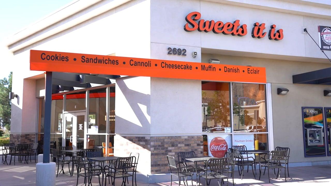 Sweets It Is - Dessert Shop in Riverside, California
