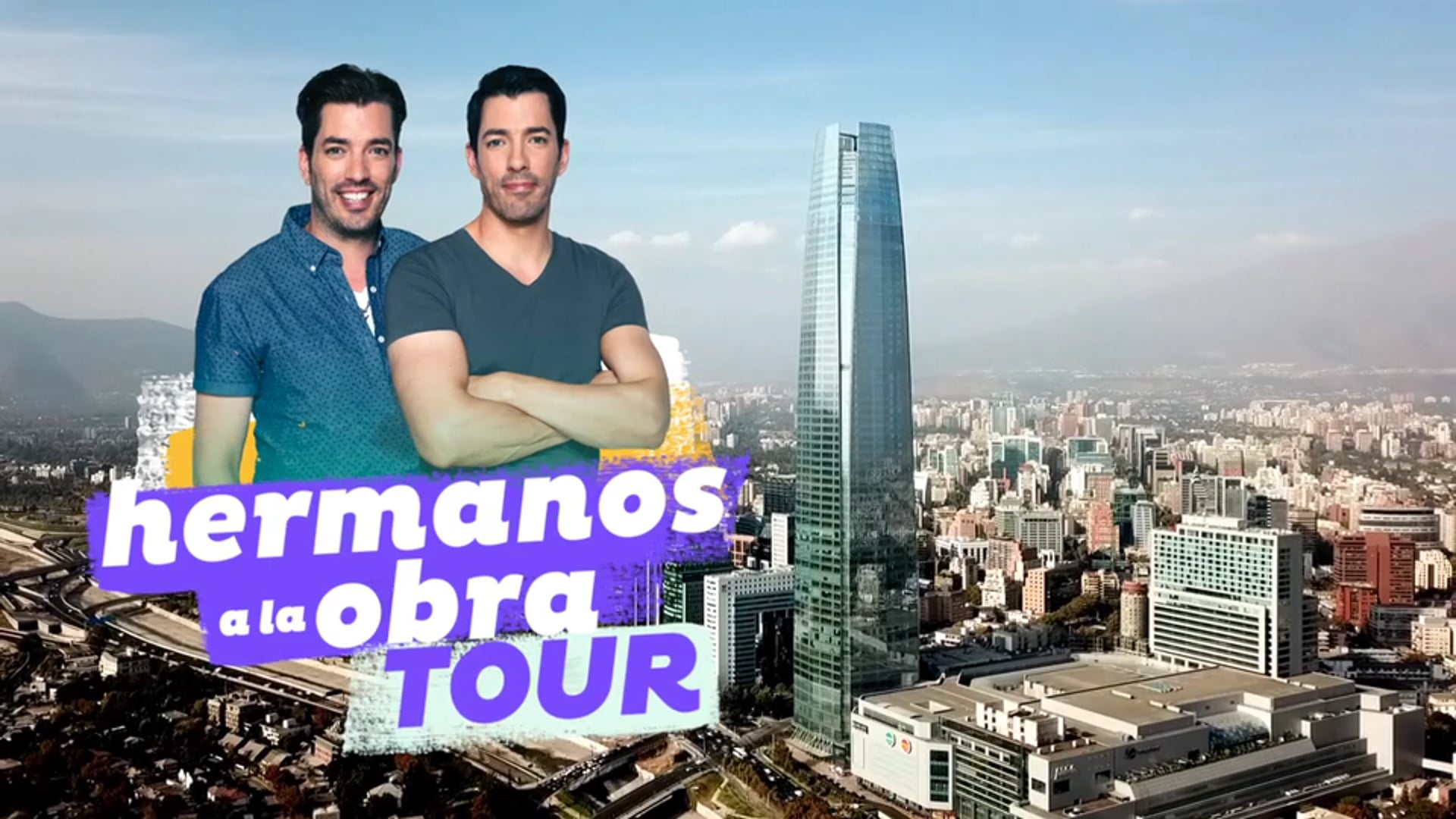 HERMANOS A LA OBRA TOUR - CHILE