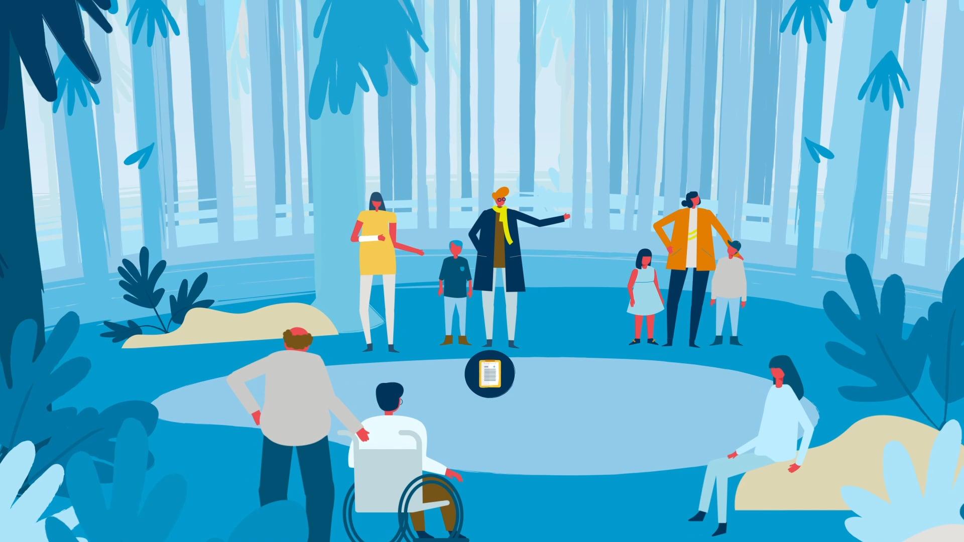 Blue Cross Blue Shield - Health Care Sustainability - Mighteor
