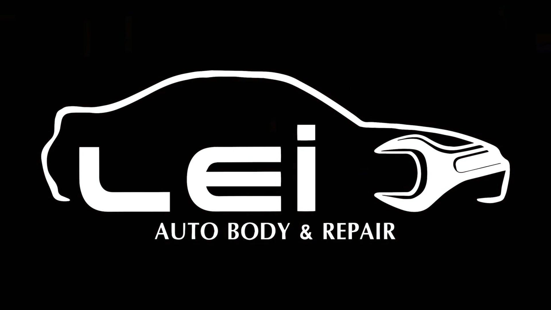 LEI Auto Body & Repair // Promotion 2019