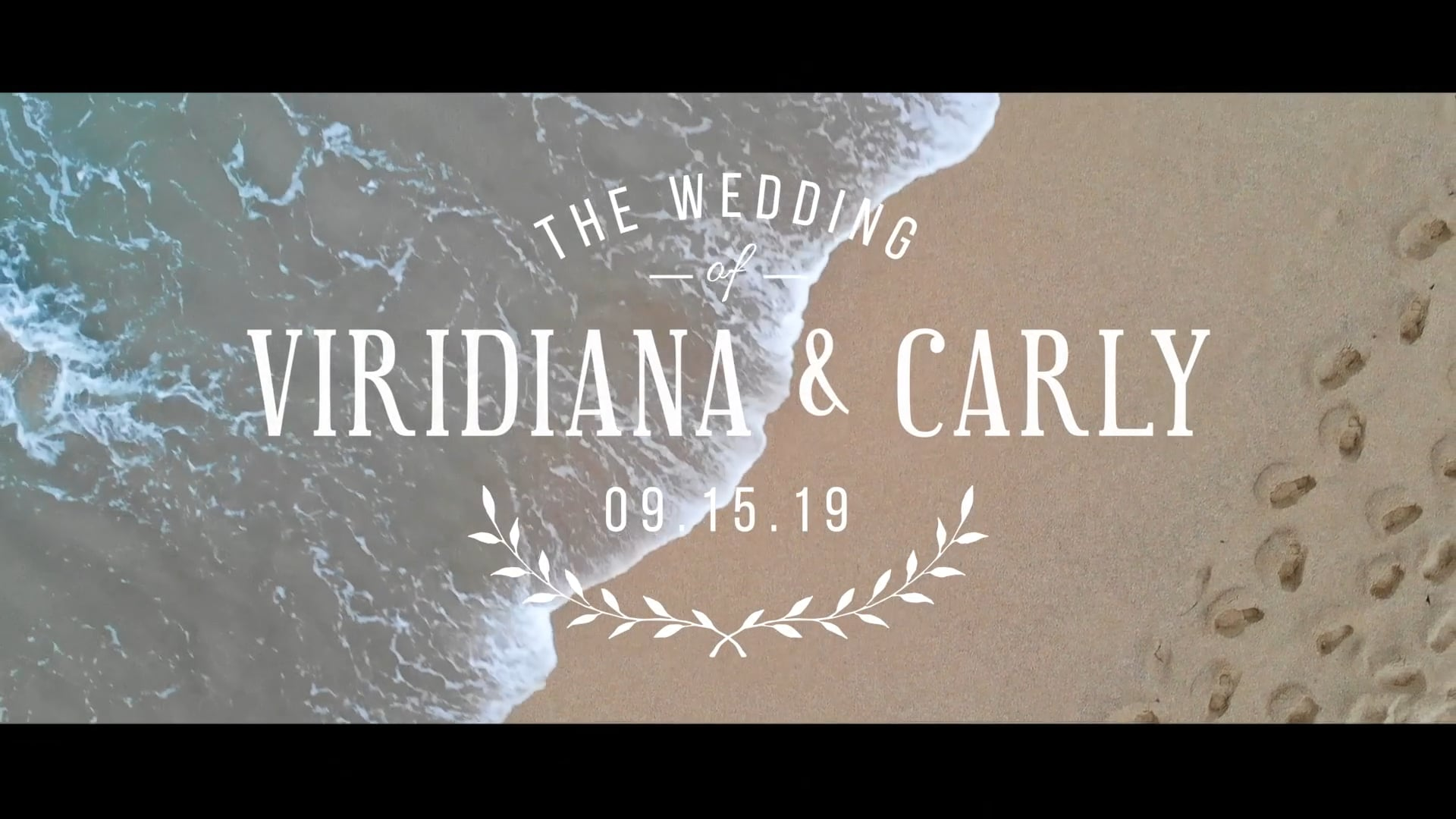Wedgewood Carmel   Wedding Video // Viridiana & Carly