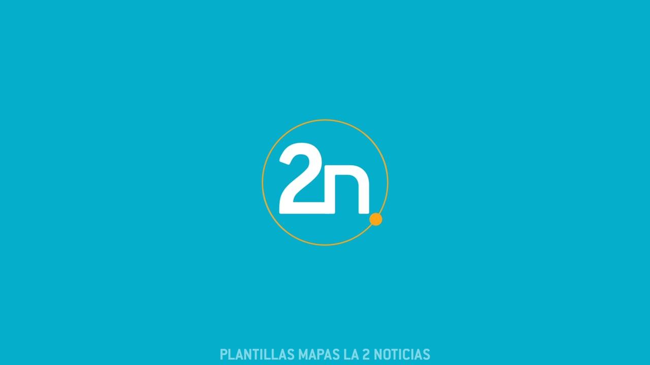TEST MAPAS La 2 Noticias 2N