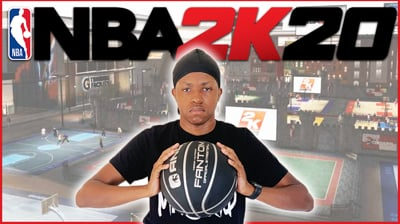 Running The Park With The Ninjas! Let's Get Buckets - Stream Replay