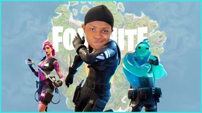 Fortnite Chapter 2! Trent Is Back On Fortnite! - Stream Replay