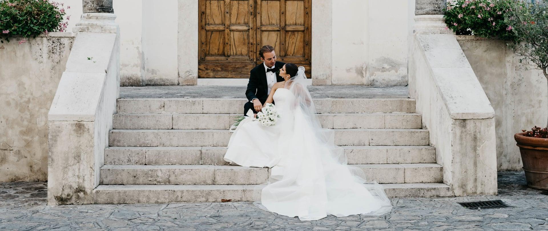 Eliane & Ben Wedding Video Filmed at Ravello, Italy