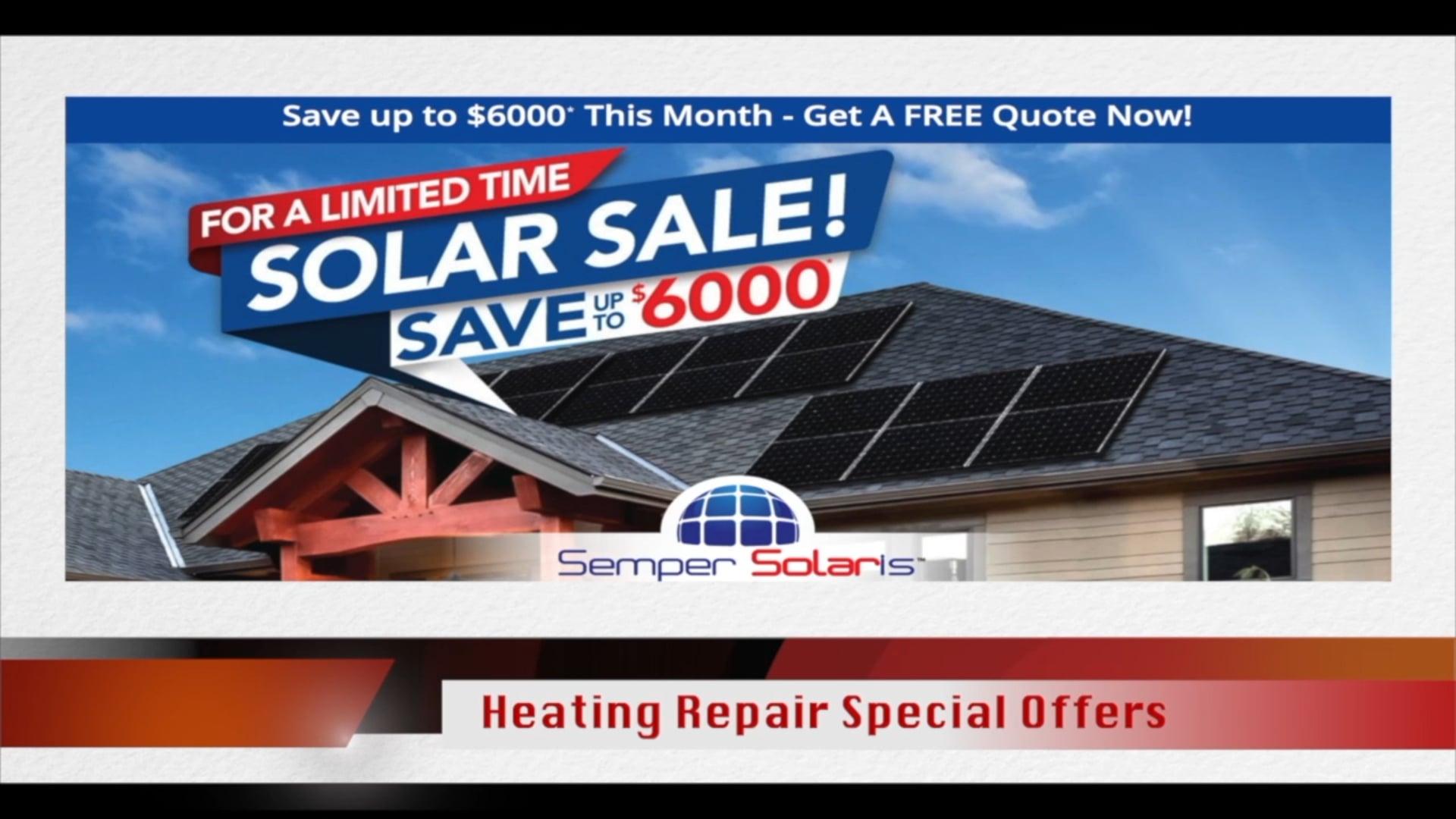 Chula Vista HVAC Special Offers   Best Heating Repair Deals in Chula Vista Ca