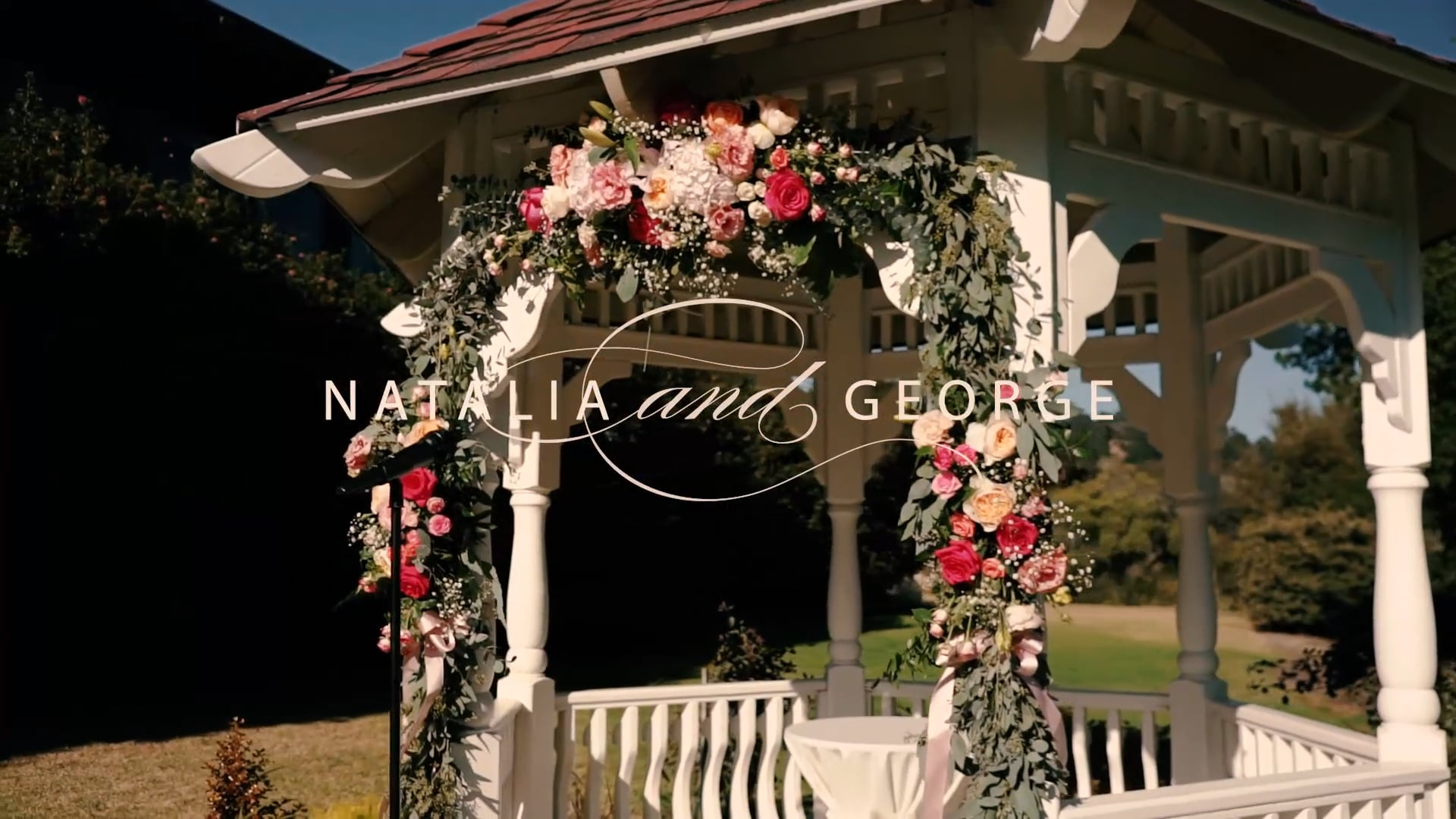 Wedgewood Carmel   Wedding Video // Natalia & George