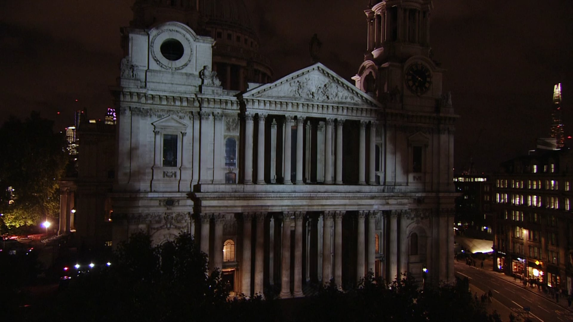 Where Light Falls - St Paul's Cathedral