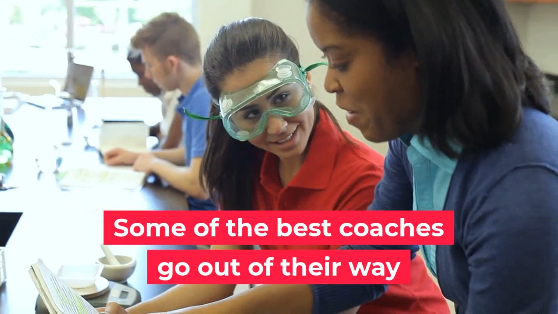 Sport Of Thinking: Your teacher is your coach!
