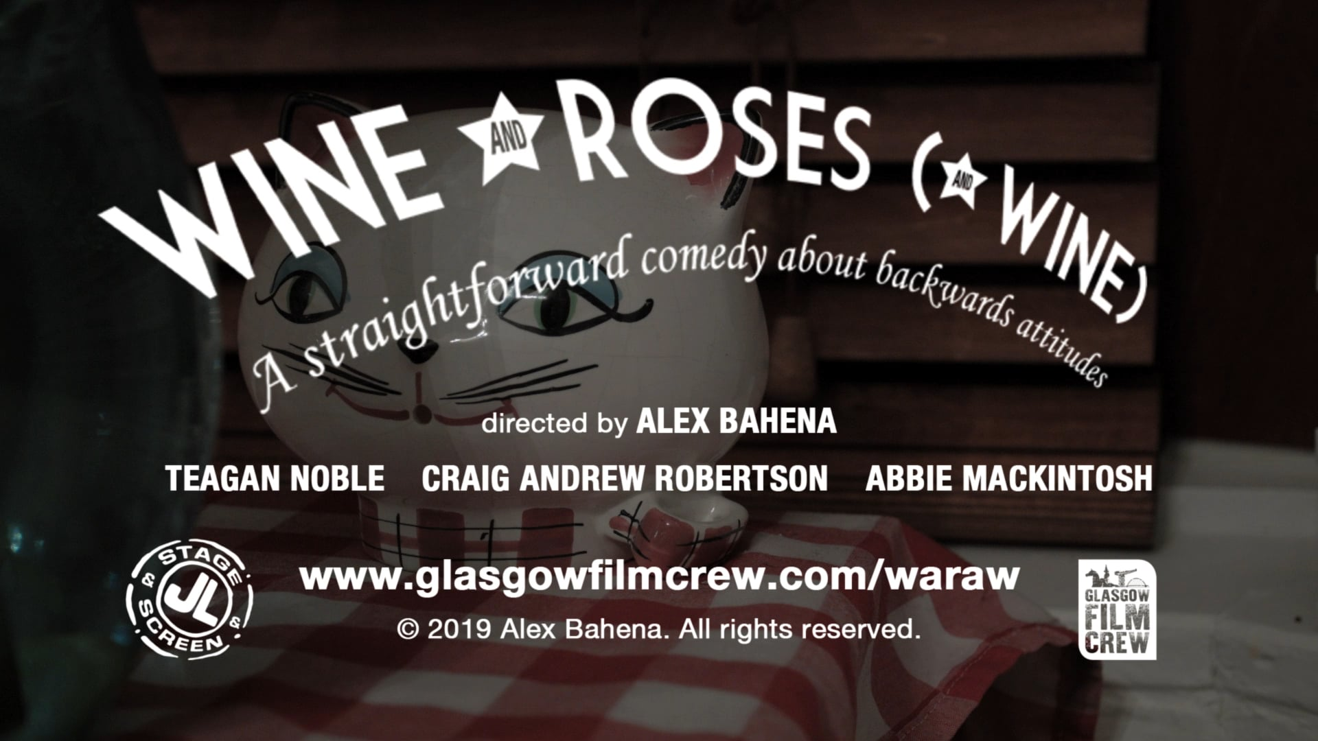 Trailer- Wine and Roses (and Wine)