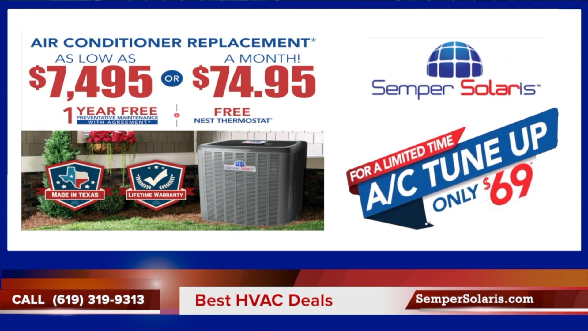 Best HVAC Company in San Diego California