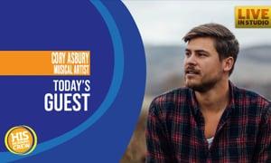 Cory Asbury Finds Peace Through Fishing