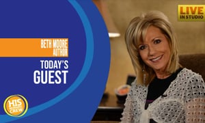 Beth Moore Would Be a Lawyer in Another Life!
