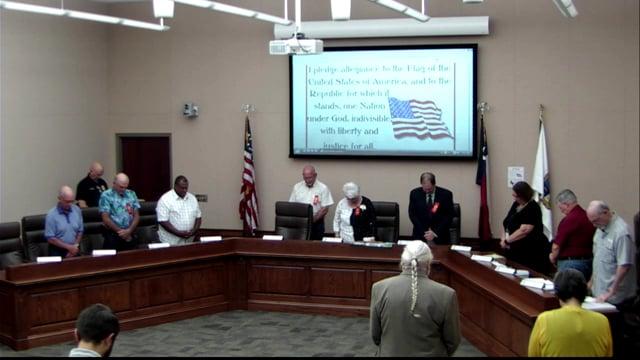 10-14-19 Council Meeting