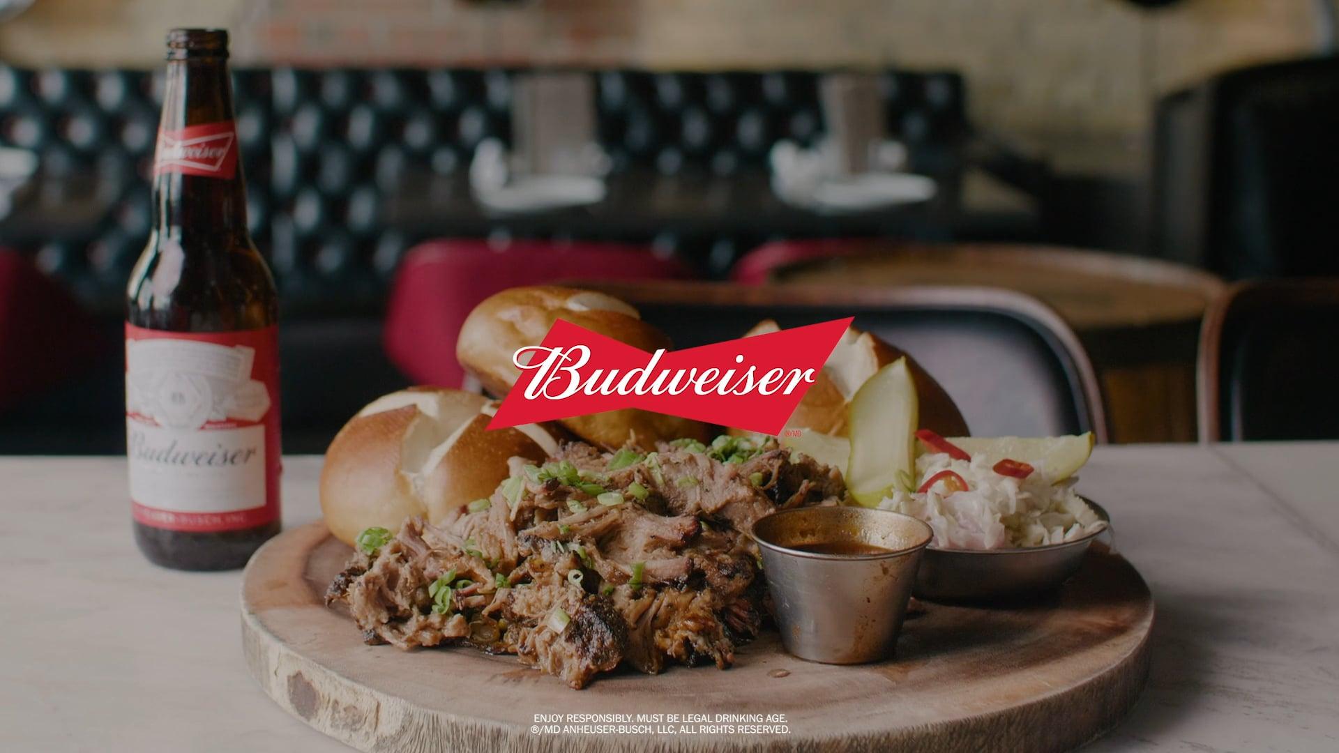 "Budweiser ""Kings of Barbecue: Kris Hansen"""