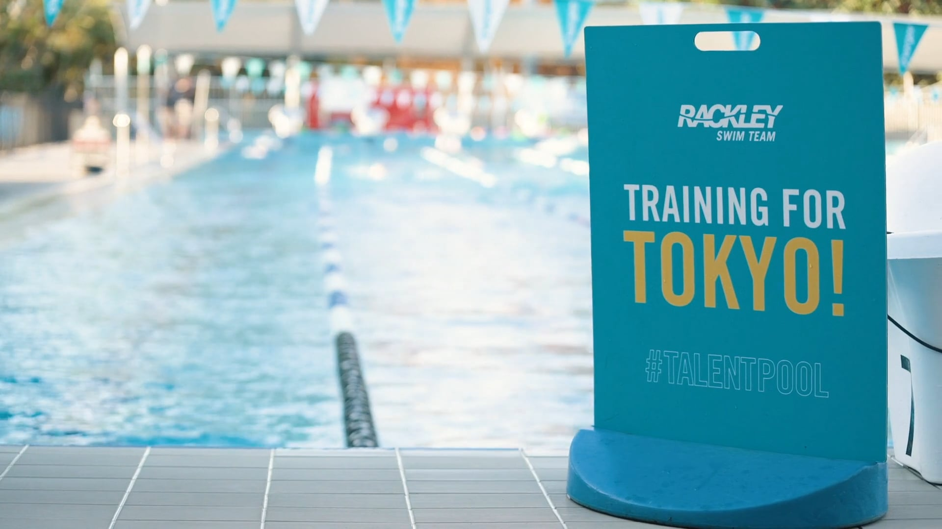 Greatness In The Making - Rackley Swim Team