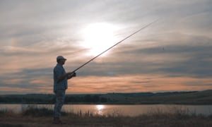 Cory Asbury Loves Fishing