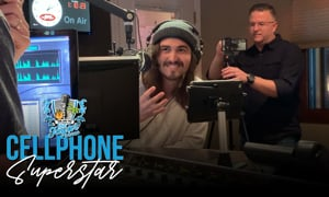 Jordan Feliz surprises Nick | Cell Phone Superstar
