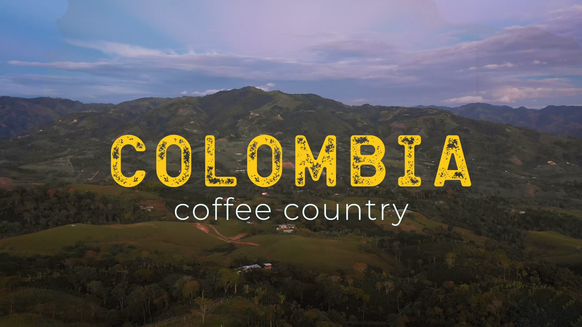 Colombia - Coffee Country - Documentary Film